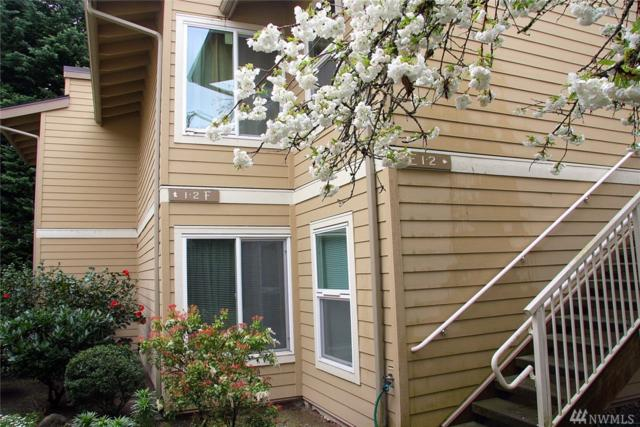 14651 NE 40th St F-1, Bellevue, WA 98007 (#1439740) :: Real Estate Solutions Group
