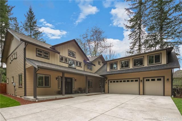 1435 SE Cedar Falls Wy, North Bend, WA 98045 (#1439843) :: Record Real Estate