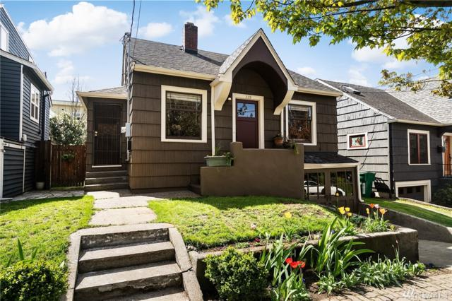 119 NW 39th St, Seattle, WA 98107 (#1439879) :: Beach & Blvd Real Estate Group
