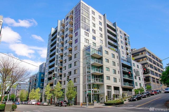 76 Cedar St #305, Seattle, WA 98121 (#1439889) :: Kwasi Homes