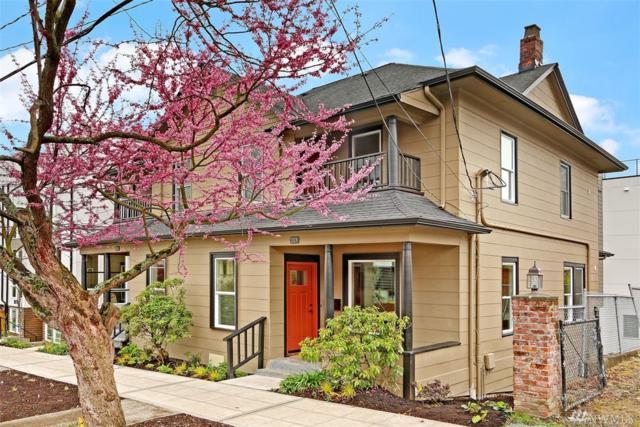 213 16th Ave, Seattle, WA 98122 (#1439995) :: McAuley Homes