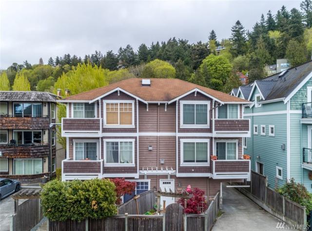 4156 Beach Dr SW B, Seattle, WA 98116 (#1440005) :: Hauer Home Team