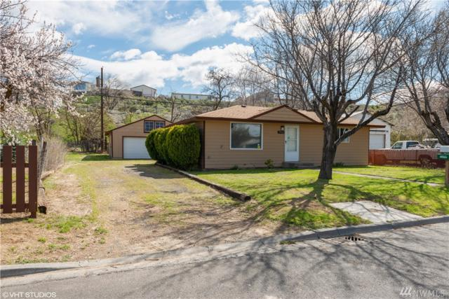 1086 Lee St SE, Ephrata, WA 98823 (MLS #1440099) :: Nick McLean Real Estate Group