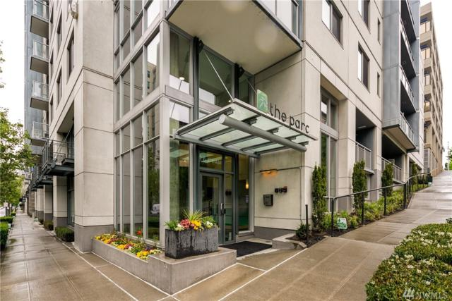 76 Cedar St #903, Seattle, WA 98121 (#1440257) :: Real Estate Solutions Group