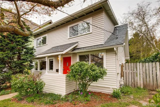 408-NW 73rd St, Seattle, WA 98117 (#1440268) :: Beach & Blvd Real Estate Group