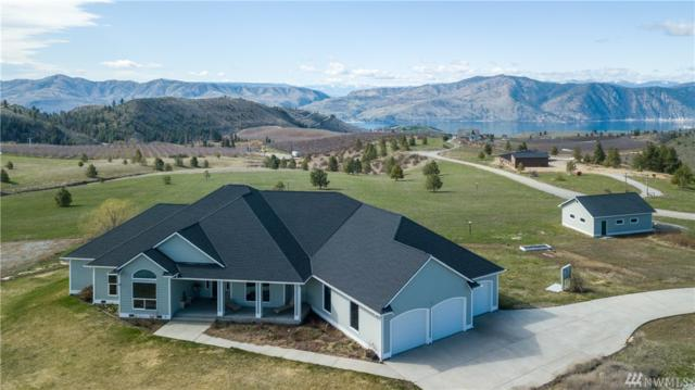 615 Chelan Trails Rd, Manson, WA 98831 (#1440273) :: NW Home Experts