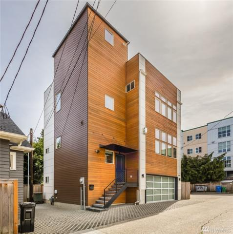 4209 SW College St, Seattle, WA 98116 (#1440445) :: The Kendra Todd Group at Keller Williams
