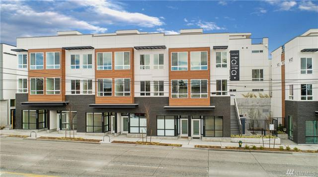 7514 15th Ave NW G, Seattle, WA 98117 (#1440480) :: Chris Cross Real Estate Group