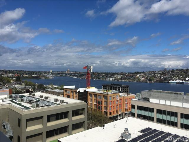 1504 Aurora Ave N #407, Seattle, WA 98109 (#1440507) :: Chris Cross Real Estate Group