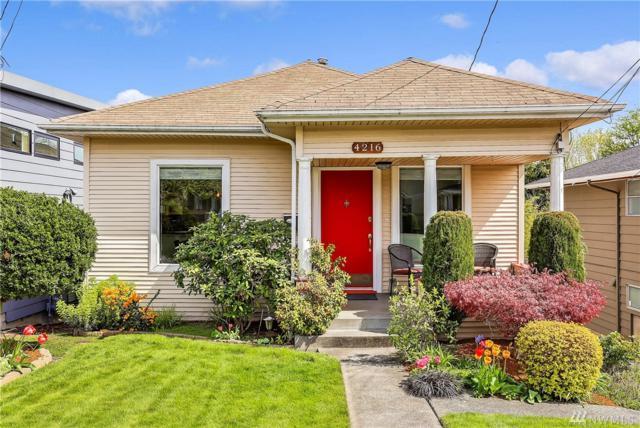 4216 42nd Ave S, Seattle, WA 98118 (#1440524) :: Ben Kinney Real Estate Team
