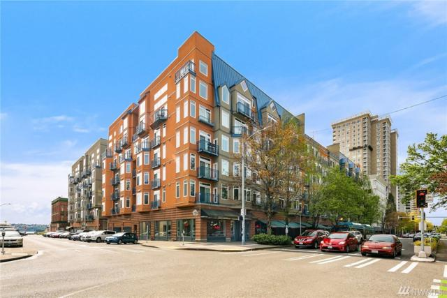 2415 2nd Ave #747, Seattle, WA 98121 (#1440567) :: Beach & Blvd Real Estate Group