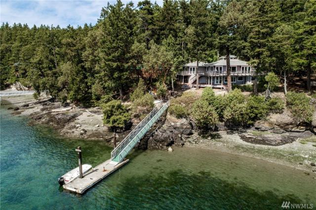 5 Brown Island, San Juan Island, WA 98250 (#1440584) :: Homes on the Sound