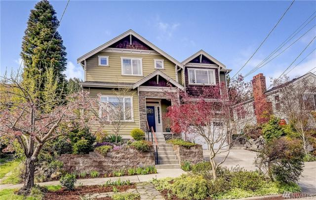 7023 Dibble Ave NW, Seattle, WA 98117 (#1440824) :: Real Estate Solutions Group
