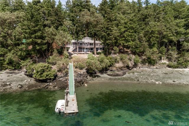 5 Brown Island, San Juan Island, WA 98250 (#1440844) :: Homes on the Sound