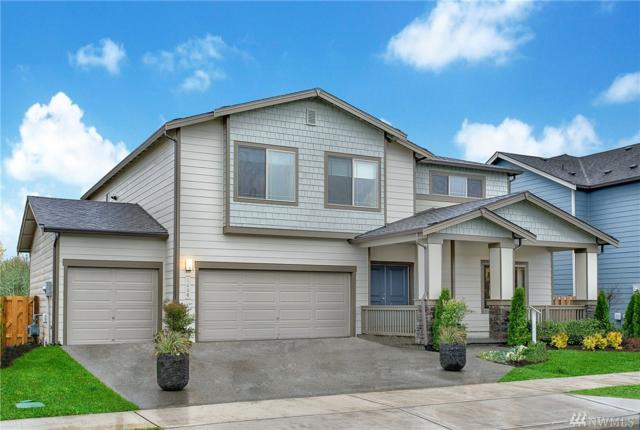 382 S Sergeant St #116, Buckley, WA 98321 (#1440970) :: Munoz Home Group