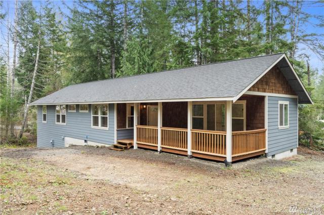 40 N Cooper Hawk Place, Hoodsport, WA 98548 (#1441042) :: McAuley Homes