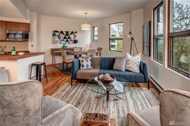 2700 4th Ave #506, Seattle, WA 98121 (#1441192) :: Kwasi Homes