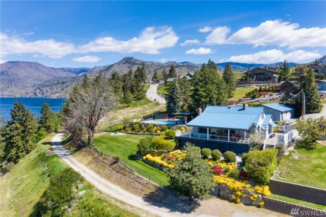 220 Pine Crest Place, Manson, WA 98831 (#1441332) :: Homes on the Sound