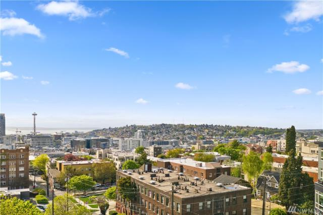 1711 E Olive Wy #301, Seattle, WA 98102 (#1441388) :: Real Estate Solutions Group