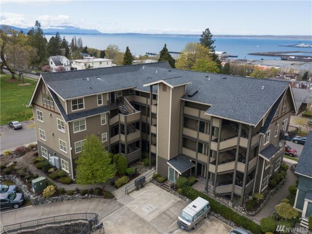 1000 High St #201, Bellingham, WA 98225 (#1441392) :: Commencement Bay Brokers