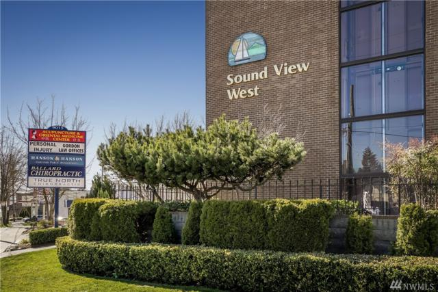 9015 Holman Rd NW #5, Seattle, WA 98117 (#1441506) :: Homes on the Sound