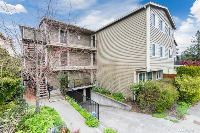 734 N 94th St 5A, Seattle, WA 98103 (#1441510) :: Beach & Blvd Real Estate Group