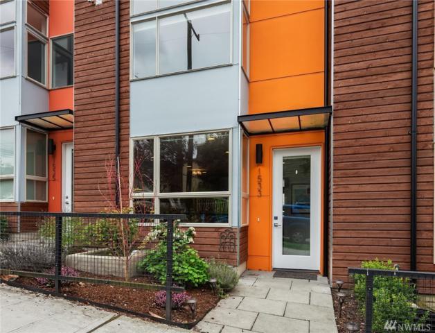 1533 E Fir St, Seattle, WA 98122 (#1441651) :: McAuley Homes