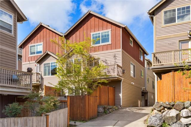 9209 Interlake Ave N B, Seattle, WA 98103 (#1441652) :: Ben Kinney Real Estate Team
