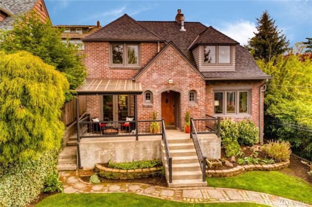 2512 12th Ave W, Seattle, WA 98119 (#1441771) :: McAuley Homes