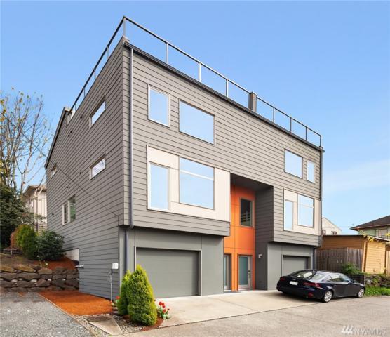 161-B 23rd Ave, Seattle, WA 98122 (#1441857) :: McAuley Homes