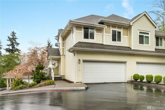 6505 SE Cougar Mountain Wy #1, Bellevue, WA 98006 (#1441863) :: Keller Williams Realty Greater Seattle