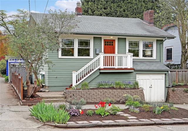 856 NW 75th St, Seattle, WA 98117 (#1441884) :: NW Home Experts