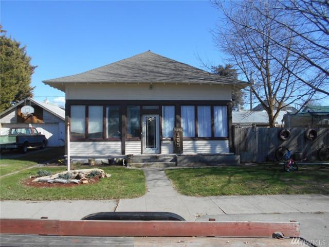 105 W 5th Ave, Ritzville, WA 99169 (#1441921) :: Northern Key Team