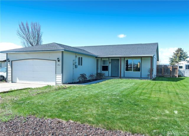 703 N Okanogan, Kittitas, WA 98934 (#1441938) :: Ben Kinney Real Estate Team