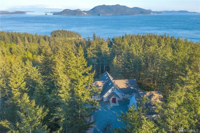 729 Roehl's Hill Rd, Orcas Island, WA 98245 (#1442195) :: Homes on the Sound