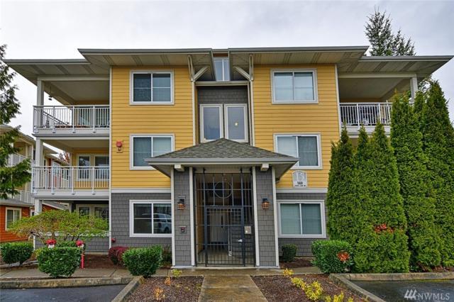 560 225th Lane NE B101, Sammamish, WA 98074 (#1442325) :: Real Estate Solutions Group