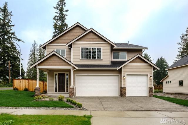 5612 S 318th Ct. (Lot 2), Auburn, WA 98001 (#1442523) :: Icon Real Estate Group