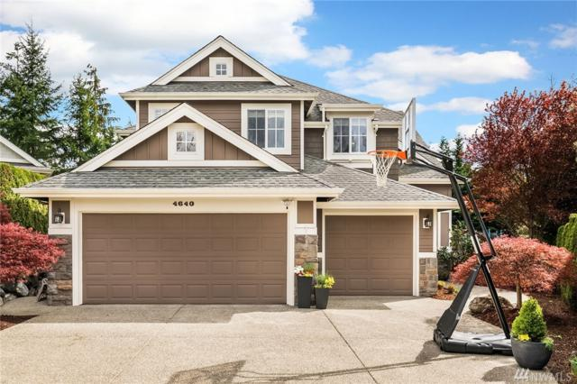 4640 230th Terr SE, Sammamish, WA 98075 (#1442526) :: Keller Williams Realty Greater Seattle