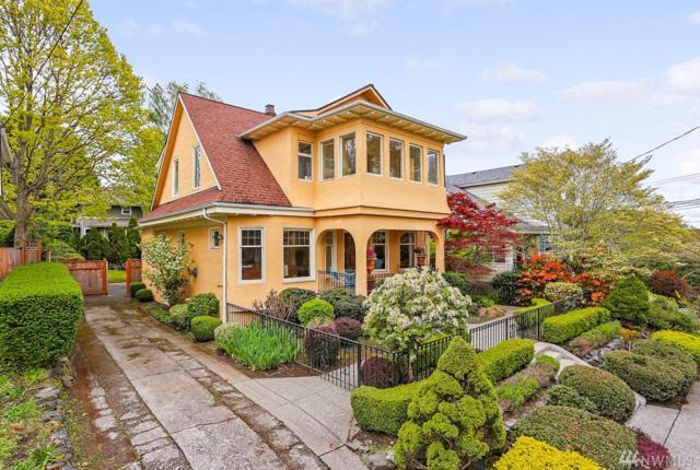 1813 4th Ave N, Seattle, WA 98109 (#1442572) :: McAuley Homes