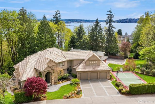 7635 E Mercer Wy, Mercer Island, WA 98040 (#1442616) :: Ben Kinney Real Estate Team