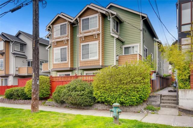 1736 NW 59th St B, Seattle, WA 98107 (#1442635) :: Hauer Home Team