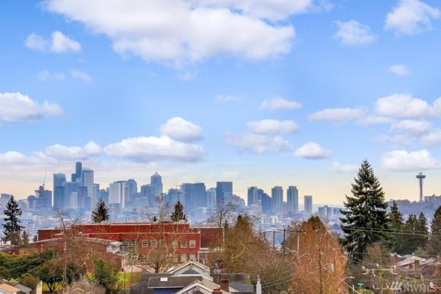 1601 N 45th St #407, Seattle, WA 98103 (#1442698) :: McAuley Homes