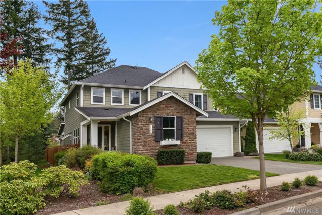 1100 Salish Ave SE, North Bend, WA 98045 (#1442968) :: Ben Kinney Real Estate Team