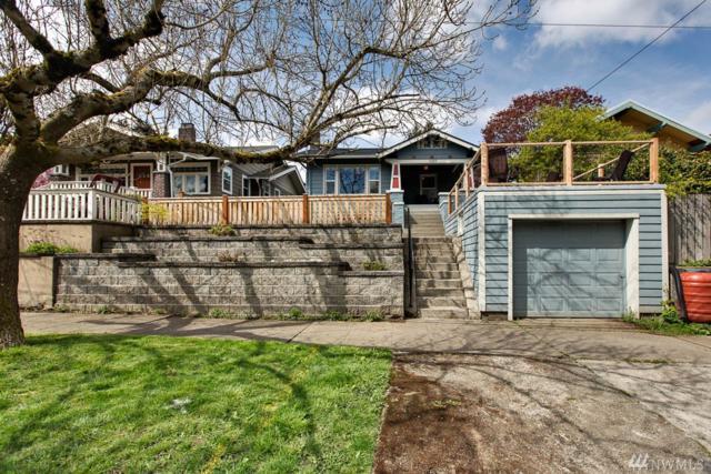 1107 27th Ave, Seattle, WA 98122 (#1442974) :: McAuley Homes