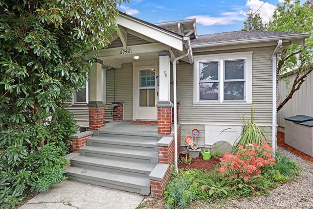 6942 Flora Ave S, Seattle, WA 98108 (#1442975) :: Ben Kinney Real Estate Team