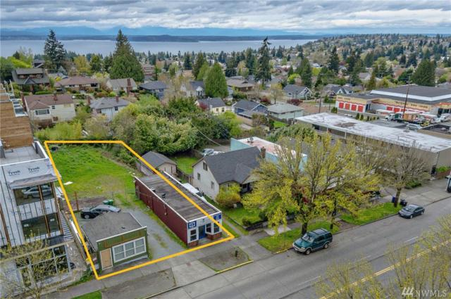 6531 35th Ave SW, Seattle, WA 98126 (#1443083) :: Real Estate Solutions Group