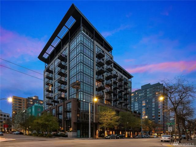2720 3rd Ave #509, Seattle, WA 98121 (#1443090) :: Chris Cross Real Estate Group