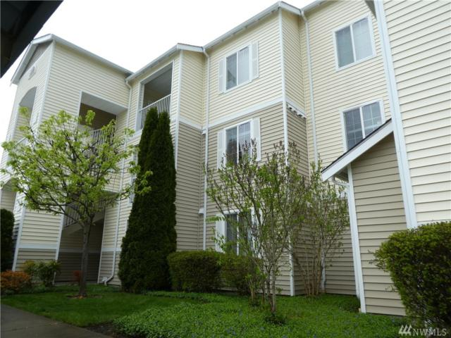 18527 101st Av Ct E #214, Puyallup, WA 98375 (#1443157) :: Keller Williams Western Realty