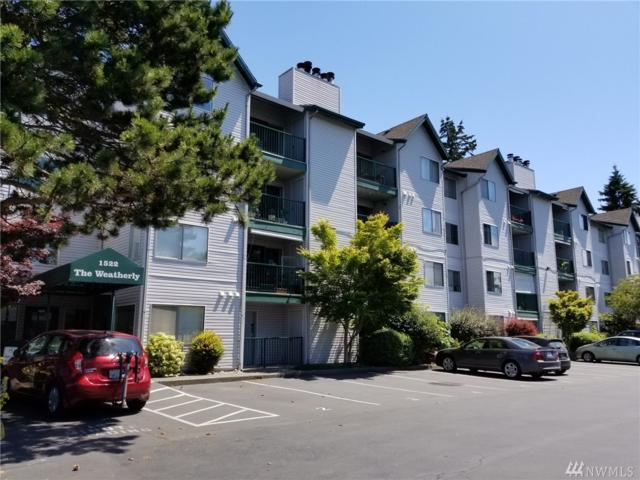 1522 NE 175th St #106, Shoreline, WA 98155 (#1443342) :: KW North Seattle