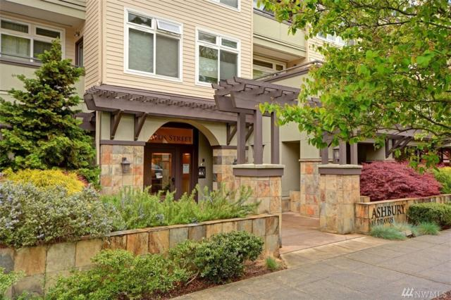 18 Dravus St #104, Seattle, WA 98109 (#1443702) :: Real Estate Solutions Group